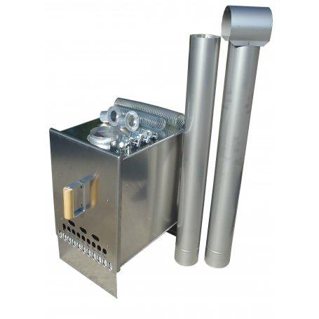 Kylpytynnyrin ulkokaminat 25 kW