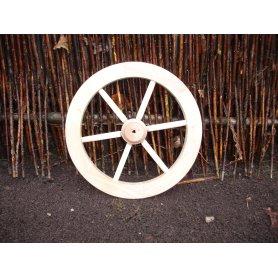 Puinen kärrynpyörä, Uusi 40 cm