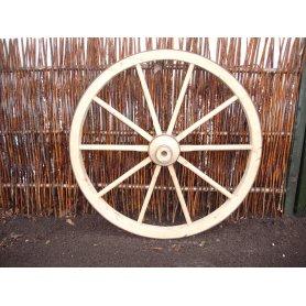 Puinen kärrynpyörä, Uusi 90 cm