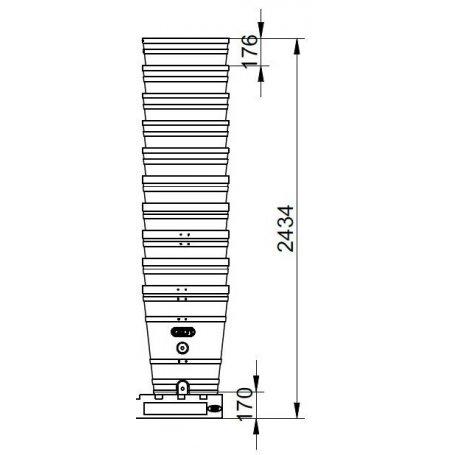 Sadevesitynnyri 130 L