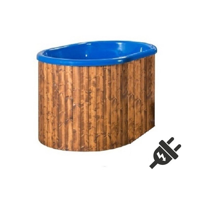 Sähkökäyttöinen Kylpytynnyri setti, 800 L
