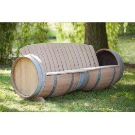 Tammitynnyri sohva Provence