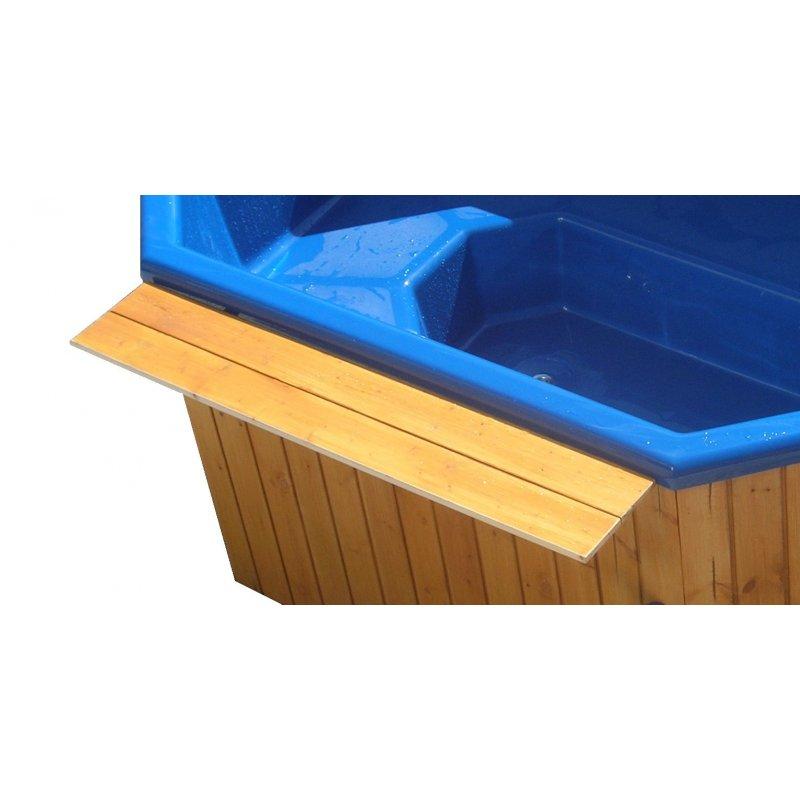 Juomateline kylpytynnyriin