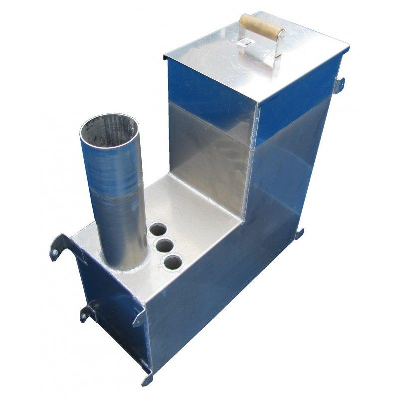 Kylpytynnyrin uppokamiina 30 kW