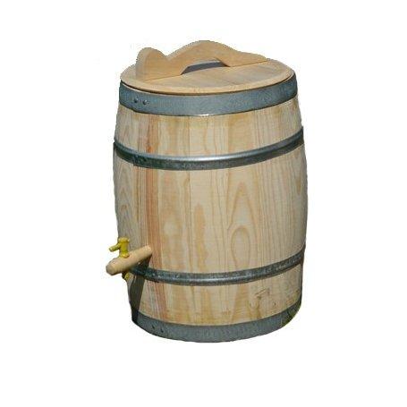 Tynnyri 50 litraa kannella ja hanalla