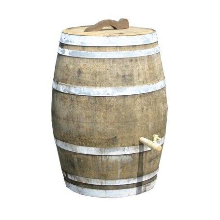Viinitynnyri 225 litraa, Tammea