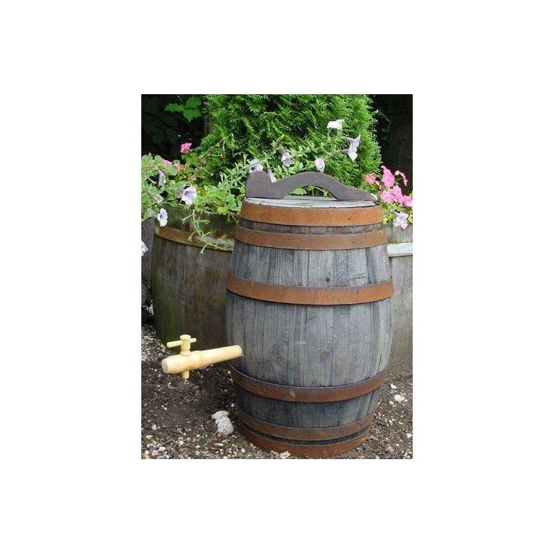 Viinitynnyri 50 litraa, kierrätys