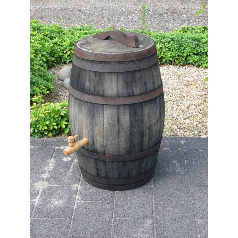 Viinitynnyri 225 litraa, kierrätys