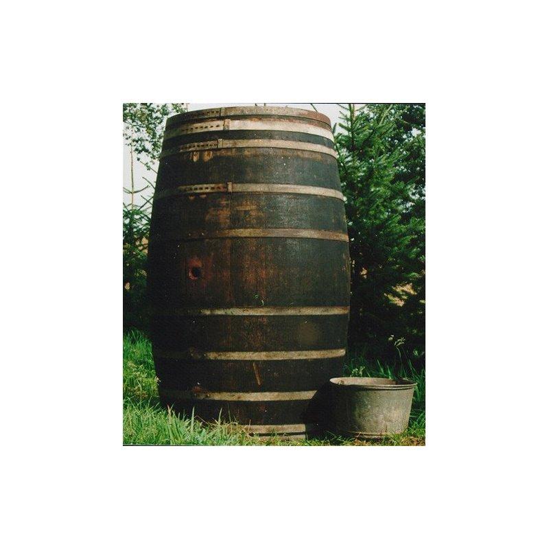 Viinitynnyri 1000 litraa, kierrätys, kork 190 cm