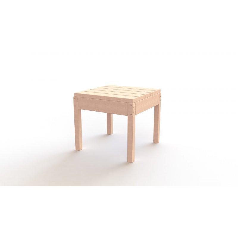 Saunapöytä Tervaleppää