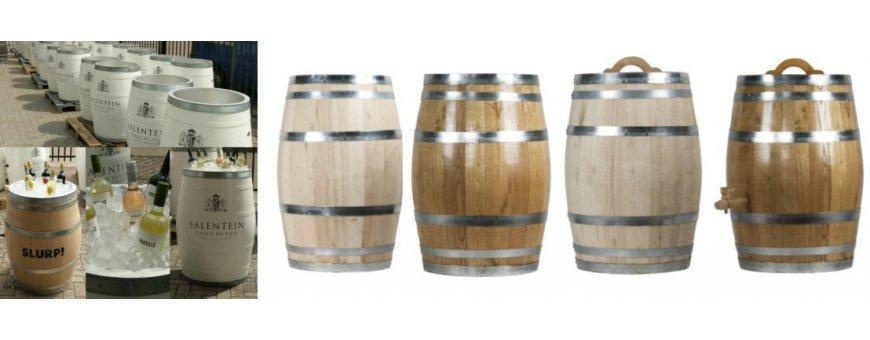 Uudet viinitynnyrit valmistetaan vanhoja perinteitä kunnioittaen, perinteisellä rakenteella, mutta hyödyntäen uusia koneita saaden laadun pysymään tasaisena.