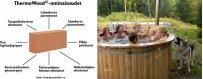 Puiset kylpytynnyrit ovat valmistettu laadukkaasta lämpökäsiteltystä puusta. Edullisia ja perinteisiä kylpytynnyreitä, luonnonmateriaalista.