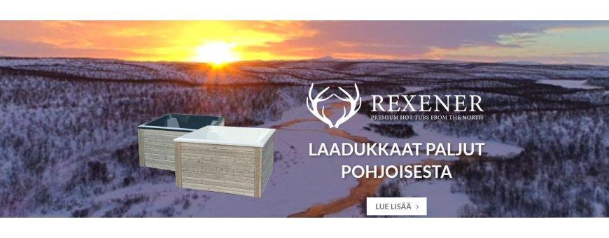 Laadukkaat Rexener paljut pohjoisesta - Rexener paljut tehdään Suomessa. Tutustu malleihin ja tilaa.